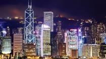 Hong Kong Harbour Night Cruise including Drinks, ,