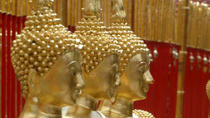 Chiang Mai City and Temples Half-Day Tour, Chiang Mai, null