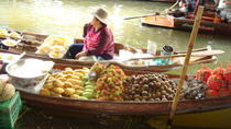 Floating Markets of Damnoen Saduak Cruise Day Trip from Bangkok, Bangkok, null