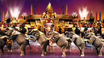 Phuket Fantasea Show and Dinner, Phuket, Dinner Packages