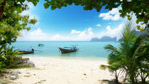 Phuket to Phi Phi Islands By Express Ferry including Lunch, Phuket, Jet Boats & Speed Boats