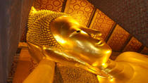Private Tour: Bangkok Temples including reclining Buddha at Wat Pho, Bangkok, null