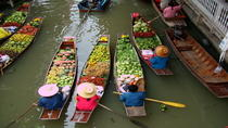 Private Tour: Floating Markets and Bridge on River Kwai Day Trip from Bangkok, Bangkok, Multi-day...