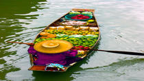 Private Tour: Floating Markets of Damnoen Saduak Cruise Day Trip from Bangkok, Bangkok
