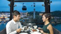 Luxury Sky Dining Experience on the Singapore Cable Car, Singapore, null
