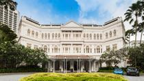 Private Tour: Raffles Hotel Singapore Half-Day Tour, Singapore, Walking Tours