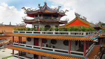 Singapore Round-Island Tour with Changi Prison, Kranji War Memorial and Bright Hill Temple, ...