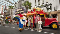 Skip the Line: VIP Tour of Universal Studios Singapore with Private Transfer, Singapore, Universal ...