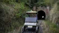10-Tunnel Rail Cart Tour from Taumarunui, North Island, 4WD, ATV & Off-Road Tours