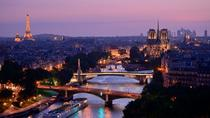 Eiffel Tower Evening Sunset Tour with Seine River Cruise , Paris, Night Tours