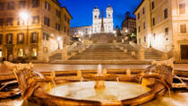 Illuminated Rome Night Tour with Aperitivo, Rome, Historical & Heritage Tours