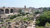 Privileged Visit to Caesar Augustus Emperor's Home with Colosseum Forum and Palatine Hill, Rome,...