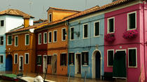 Venice Shore Excursion: Murano Glass and Burano Lace Tour, Venice, Day Trips