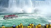 Small-Group Niagara Falls Tour from Toronto with Cruise and Fallsview Lunch , Toronto, Bus &...