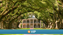 Viator VIP: Ultimate Plantation Tour from New Orleans with Overnight Stay at Oak Alley, New Orleans