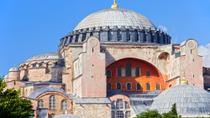 Imperial Istanbul Half-Day Tour: Hagia Sophia, Basillica Cistern and Grand Bazaar, Istanbul