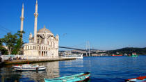 Istanbul Shore Excursion: Bosphorus Cruise and Istanbul Egyptian Bazaar, Istanbul