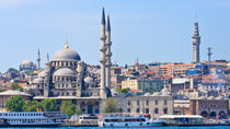Istanbul Super Saver: Bosphorus Cruise and Egyptian Spice Market Tour plus Turkish Dinner and Show, ...
