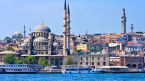 Private Tour: Bosphorus Cruise and Istanbul's Egyptian Bazaar, Istanbul, Day Cruises