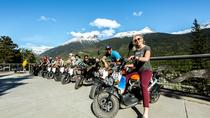 Guided Scooter Tours, Skagway, Vespa, Scooter & Moped Tours