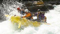 Two Canyon Six Mile Creek Whitewater Rafting, Anchorage, River Rafting & Tubing