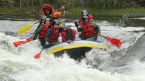 2-Hour River Rafting Wild Route on the River Kitka, Lapland