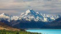 Mount Cook and Southern Alps Discovery with Optional Milford Sound Cruise, Queenstown, Air Tours