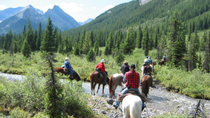 Horseback-Riding Tour in Banff with BBQ Lunch, Banff