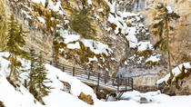 Johnston Canyon Icewalk, Banff, Ski & Snow