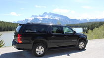 Private SUV Transfer: Calgary International Airport to Banff Hotels, Calgary, Airport & Ground ...