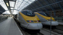 Budget Independent Rail Tour to Paris by Eurostar, London, Rail Tours