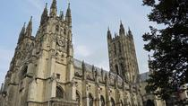 Canterbury Cathedral Christmas Day Trip from London with Lunch including Rochester and Dover,...