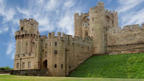 Christmas Eve at Warwick Castle, Stratford-upon-Avon, the Cotswolds and Oxford, London, Rail Tours
