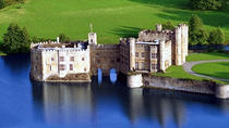 Leeds Castle, Cliffs of Dover and Canterbury Day Trip from London with guided Cathedral Tour, ...
