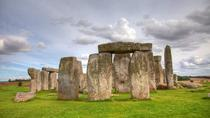 Stonehenge, Windsor Castle and Bath Day Trip from London, London, null