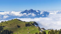 2-Day Alps Tour from Zurich: Mt Pilatus and Mt Titlis, Zurich