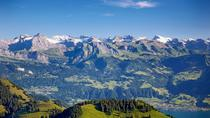 Mount Rigi and Lucerne Summer Day Trip from Zurich, Zurich, Private Sightseeing Tours