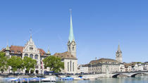 Private Tour: Zurich Walking Tour, Zurich, Bus & Minivan Tours