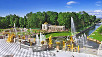 Half Day Tour of Peterhof (Petrodvorets), St Petersburg