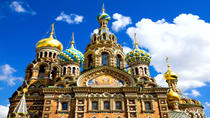 Russian Art Walking Tour of St Petersburg: Church of the Saviour on Spilled Blood and the Russian ...