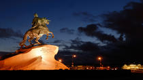 St Petersburg by Night: City Sightseeing Tour, St Petersburg, null