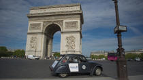 Private Tour: 2CV Champs Elysées Tour in Paris, Paris, Private Sightseeing Tours