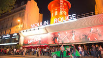 Private Tour: Vintage 2CV Round-Trip Transfer to the Moulin Rouge, Paris, Cabaret