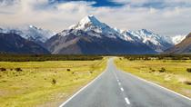 Mount Cook to Christchurch Tour, Mount Cook