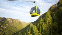 Sea-to-Sky Highway Day Trip from Vancouver: Shannon Falls, Britannia Mine and Gondola Ride,...