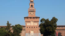 Battlements and Guards' Chamber at the Sforzesco Castle, Milan, Cultural Tours
