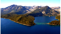 Emerald Bay Helicopter Tour, Lake Tahoe