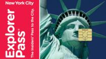 Tarjeta turística 'New York City Explorer Pass', New York City, Sightseeing & City Passes