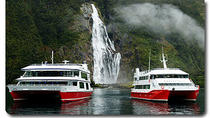 Milford Sound Sightseeing Cruise including Optional Lunch, Fiordland & Milford Sound, Multi-day ...