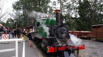 Puffing Billy Train With Optional Penguin Parade or Melbourne City Tour, Melbourne, Wine Tasting & ...